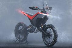 Moto Bike, Motorcycle Gear, Motorcycle Design, Bike Design, Electric Dirt Bike, Electric Vehicle, Ktm Adventure, Bike Sketch, Concept Motorcycles