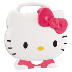 TARGET Hello Kitty Cupcake Maker // A cupcake maker? How does that work? Sounds fun and cute, lol.