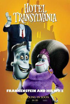 Hotel Transylvania 11x17 Movie Poster (2012)