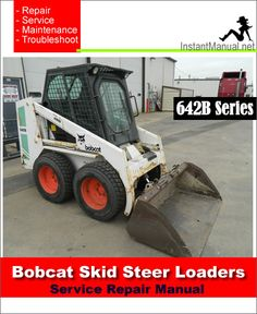 57 best bobcat skid steer loader service manual pdf images on rh pinterest com Bobcat Parts Bobcat Service Manual PDF