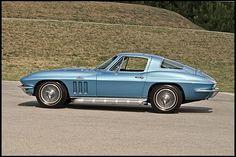 1966 Chevrolet Corvette Big Tank Coupe 1 of 66 Built  #Mecum #Dallas