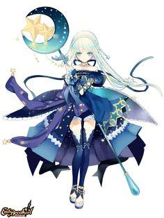 夜鷹へ謡う星灯り・ハルシェット・ニィ(c08005) - エンドブレイカー!
