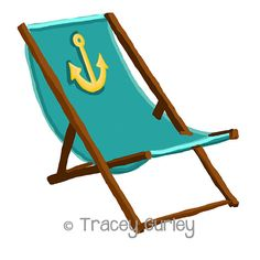 beach chairs transparent png clip art image clip art b pinterest rh pinterest com beach chair clipart black and white beach chair umbrella clipart