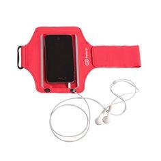 kalenji-running Brassard Mp3 BRASSARD SMARTPHONE ROSE 8325535