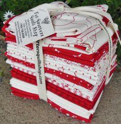 Winter Wonderland designed by Bunny Hill Designs for Moda Fabrics..