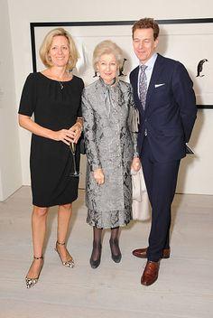 Princess Alexandra, Princess Margaret, Princess Eugenie, Marina Ogilvy, David Yarrow, Saatchi Gallery, Queen Elizabeth Ii, Queen Mary, Elisabeth