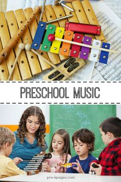 Favorite Music for the Preschool Classroom. Fun, interactive songs that will have your kids singing, dancing, and learning!