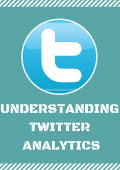 Twitter is a powerful social media platform. Learn how to use Twitter analytics and see what is working for you and what isn't. | Social Media Tips