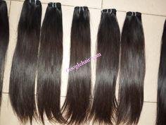 Hair Extensions Straight Hair Machine Weft Wholesale Cheap Hair With Bulk Hair Made In Vietnam