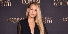 Blake Lively Looks Absolutely Flawless in Her First Red Carpet Appearance Since Baby No. 2 - Cosmopolitan.com