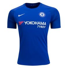 17/18 Nike Chelsea Home Jersey