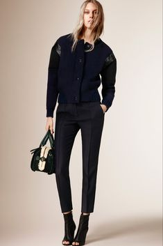 love this look. Burberry Prorsum Pre-Fall 2015 - Collection - Gallery - Style.com
