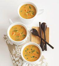Paleo Pumpkin Coconut Soup