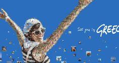 Δημιουργία - Επικοινωνία: Από την δημοσιογραφική στήλη του φίλου Μιχάλη Τελλ... Mykonos, Blog, Movies, Movie Posters, Style, Swag, Film Poster, Films, Popcorn Posters