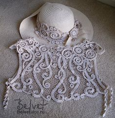 Modern Irish Crochet Lace