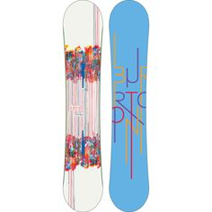 Burton Womens Feelgood Flying V Snowboard