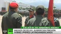 "EE.UU. ""desestabilizará todo proyecto independentista"" en Latinoamérica, via YouTube."