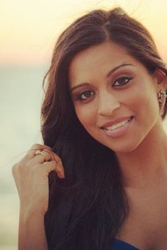 Lilly Singh (AKA on YouTube known as Superwoman) she's so funny