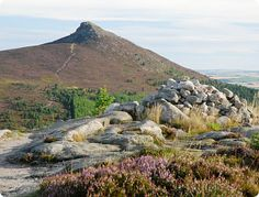 Bennachie (Oxen Craig, Mither Tap and Craigshannoch), Aberdeenshire
