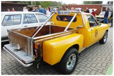 #Opel, Diplomat B Pick-up # Prototypen, Unikate und Kleinserien #oldtimer #youngtimer http://www.oldtimer.net/bildergalerie/opel-prototypen-unikate-und-kleinserien/diplomat-b-pick-up/12316-05-200547.html