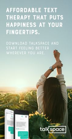 "*Must be 18+ years old to use Talkspace App Don't Spend A Fortune On Office Visits. Plans Start at $32/Wk for Online Therapy w/ Video, Audio and Unlimited Messaging. Chat Online w/ a Licensed Professional Therapist Now!  Have you ever asked yourself, ""Am I Depressed?"" Or ""Why Am I Sad? Or ""I Need Marriage & Love Advice!"" Whether you're looking for ways to manage anxiety, depression, or need counseling for every day stress - Talkspace is there 24/7 For You. Download the app today!"