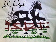 Mi hermoso caballo