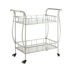 Found it at Wayfair - Chrome Serving Cart http://www.wayfair.com/daily-sales/p/Best-Sellers%3A-Kitchen-Carts-%26-Islands-Chrome-Serving-Cart~CST17046~E22257.html?refid=SBP