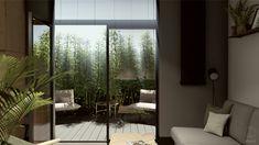 #sittingroomdesign #widokzaoknem #aranzacjatarasu #terracedecor #wooden #minimalisthome #minimalism #plantsinhome #minimalistinterior #moderninteriors #blackandwhiteinterior #plants #interiordesign #architekturawnetrz #archiytekturakrajobrazu #design #eclectic #cozy #cosy #harmony #pracowniasttyk #sttyk #estetyka Windows, Room, Furniture, Home Decor, Bedroom, Decoration Home, Room Decor, Rooms, Home Furnishings