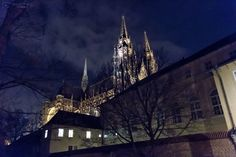 https://flic.kr/p/BLxG9L | Prague Castle - the last photo before the advent of the new year - 31.12 2015