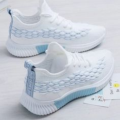 Non Slip Sneakers, Moda Sneakers, Sneakers Mode, Girls Sneakers, Casual Sneakers, Sneakers Fashion, Casual Shoes, Women's Casual, Comfy Shoes