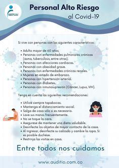 Si convives con personal de alto riesgo al Covid-19, atiende las siguientes recomendaciones Pregnancy