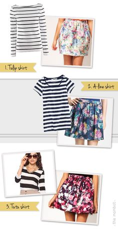 How to mix florals & stripes   TheMombot.com
