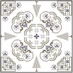 jardin10  free cross stitch chart