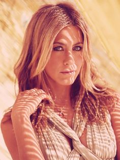 Jenifer Aniston photographed by Alexi Lubomirski for Bazaar UK