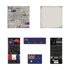 Scrapbook Customs - Complete Kit - Australia