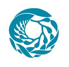 Love the Monterey Bay Aquarium Logo Design. By Fred Usher Jr. Monterey Bay Aquarium, Best Logos Ever, Tolle Logos, Baja California Sur, Young Animal, Round Logo, Logo Design, Graphic Design, Logo Images