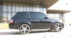 Рассказ владельца Land Rover Range Rover Sport (1st generation) — фотография. Нечего делать было, снова солнышко, снова после мойки пофоткал маленько)). Все то же самое, что и неделю назад, но с одним отличием)). Будьте здоровы!