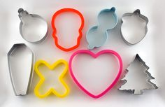 Cookies Cutters for Camping Cookies