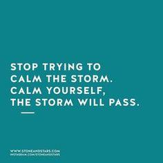 Elke uitdaging kent stress, rust zorgt ervoor dat je fouten zult voorkomen