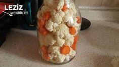 Karnabahar Turşusu - Leziz Yemeklerim