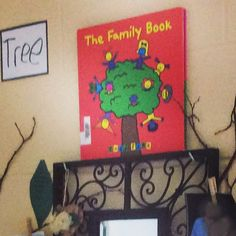 "Loving ""The Family Book"" by Todd Parr! He shows us that families are diverse and unique! Our students in FDK 103 come from various backgrounds with different customs and traditions.  That's what makes our classroom  family so wonderful and extraordinary! #books #toddparr #thefamilybook #sharingbooks #stories #lovetoread #author #family #acceptance #fulldaykindergarten #unique #diversity #yrdsb #teachkindergarten"