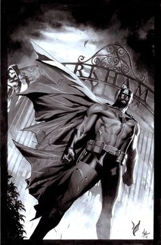 Batman by Jorge Molina