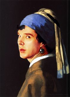 Detective with a Pearl Earring