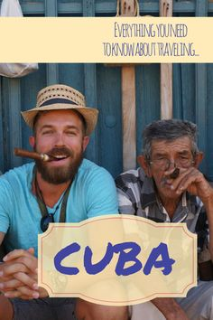 1 month itinerary for Cuba & cuba travel guide to: Havana, Viñales, Bay of Pigs (Bahía de Cochinos), Cienfuegos, Trinidad, Santa Clara, Camagüey,  Santiago de Cuba, Baracoa and more! How to travel cuba!