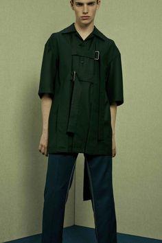 Chin Menswear SS16 - Exploring subversive sensuality