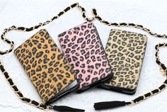 Our new Nadia Luxury Premium Leopard Diary Flip Case for Galaxy S4 Activemakes your valuable cell phone almost indestructible. Moreover, you'll be making an enviable fashion statement with the luscious leopard spots!
