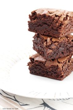 Penne im Topf: Espresso Fudge Brownies