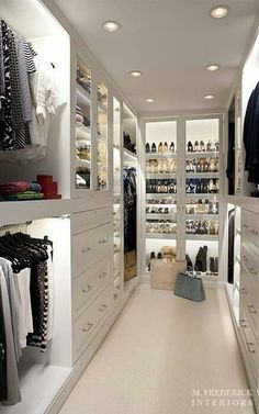 closet, Idea for bui charisma design