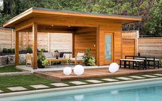 20 Pool Cabana Ideas That'll Make Everyone Say Wow (w/ Tips)