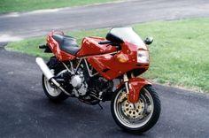 1994 Ducati 900SS CR